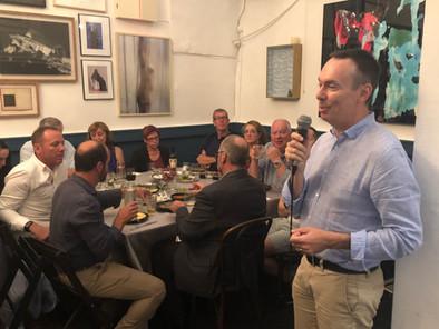 Newcrest's CIO- Gavin Wood presents their work with Israeli AI & big data companies