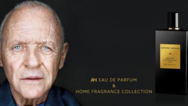Энтони Хопкинс запустил свой парфюмерный бренд