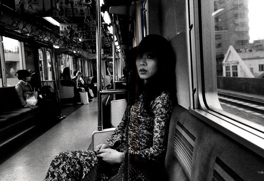 Saint Laurent устроили выставку работ фотографа Дайдо Мориямы