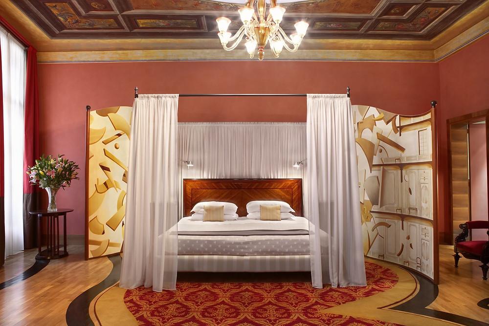 Венецианские каникулы в отеле Saturnia & International