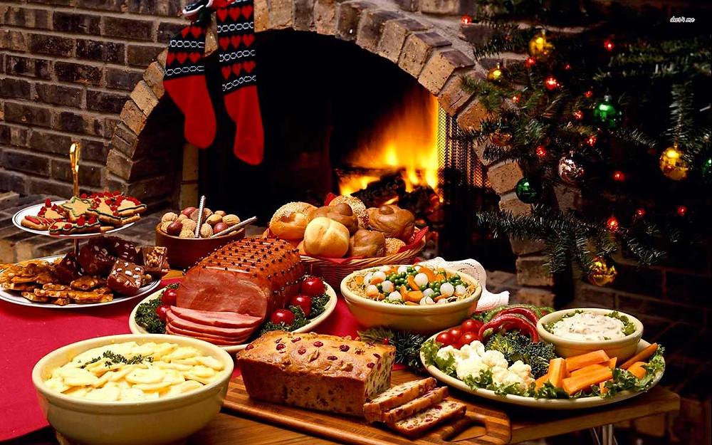 В Эстонии в день праздника стараются принимать пищу 7, 9 и даже 12 раз