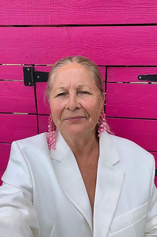 Бабушка основателя Jacquemus стала новой звездой рекламной кампании