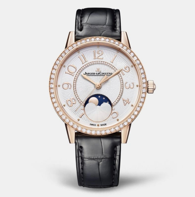 Часовые пояса: новогодняя коллекция Jaeger-LeCoultre