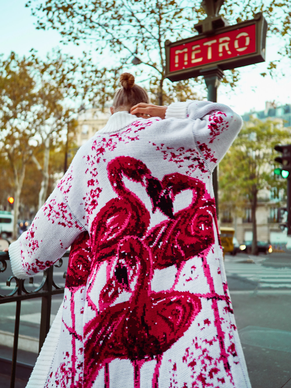 Nit.Ka: уютная осень в Париже