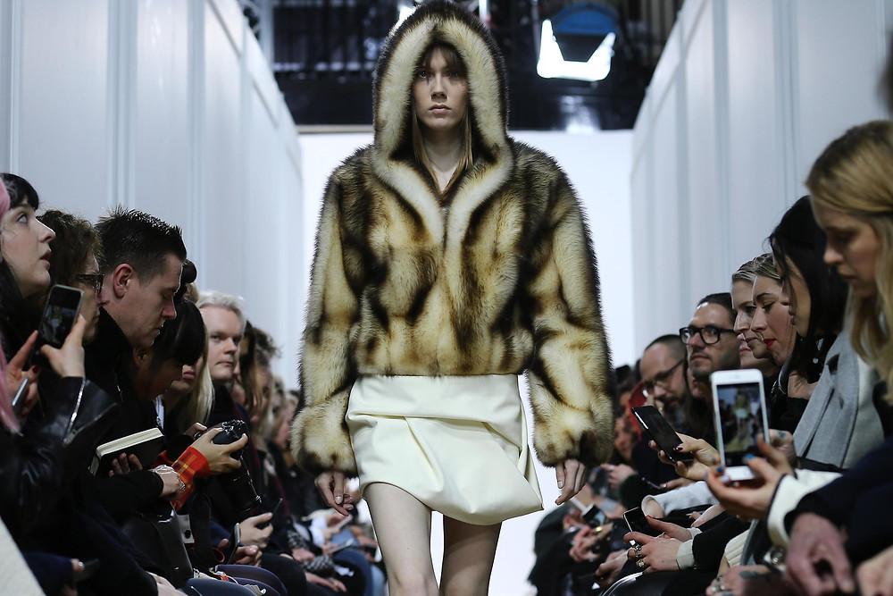 дизайнеры массово отказываются от использования натурального меха