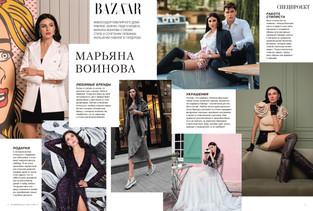 Марьяна Воинова: свой стиль