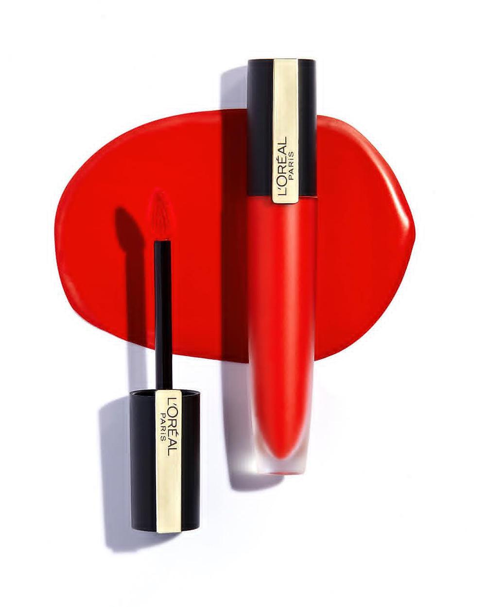 Матовый тинт для губ L'oreal Rouge Signature