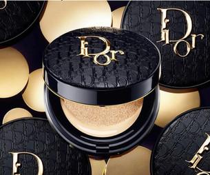 Золотая лихорадка: лимитированный кушон от Dior