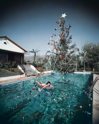 Ретроснимки от Слима Ааронса: Сен-тропе, Капри и Акапулько