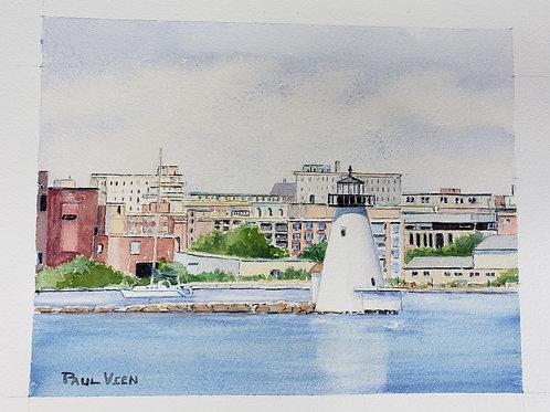 Palmer's Island New Bedford Harbor