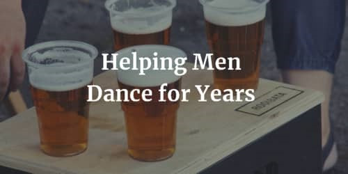 Tired of Slow Dancing as your Social Dance? Want Confidence?