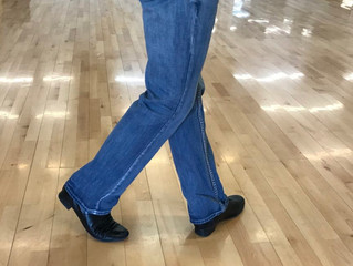 What the Heck is a Three Toe Base in Beginner West Coast Swing?