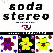 Letras Zona de Promesas Soda Stereo