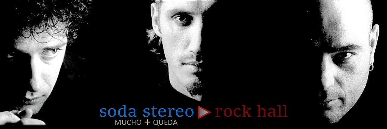 Soda Stereo Rock Hall