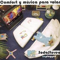 Letras Comfort y Música Para Volar  Soda Stereo