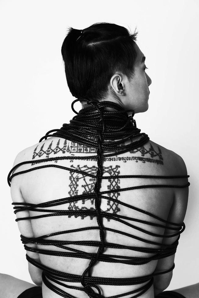 Thai mana tattoo x whip2