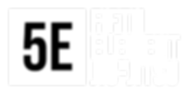 5E - Logo - Banner (White Block).png
