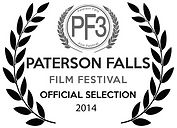 Paterson Falls Film Festival Official Selection 2014