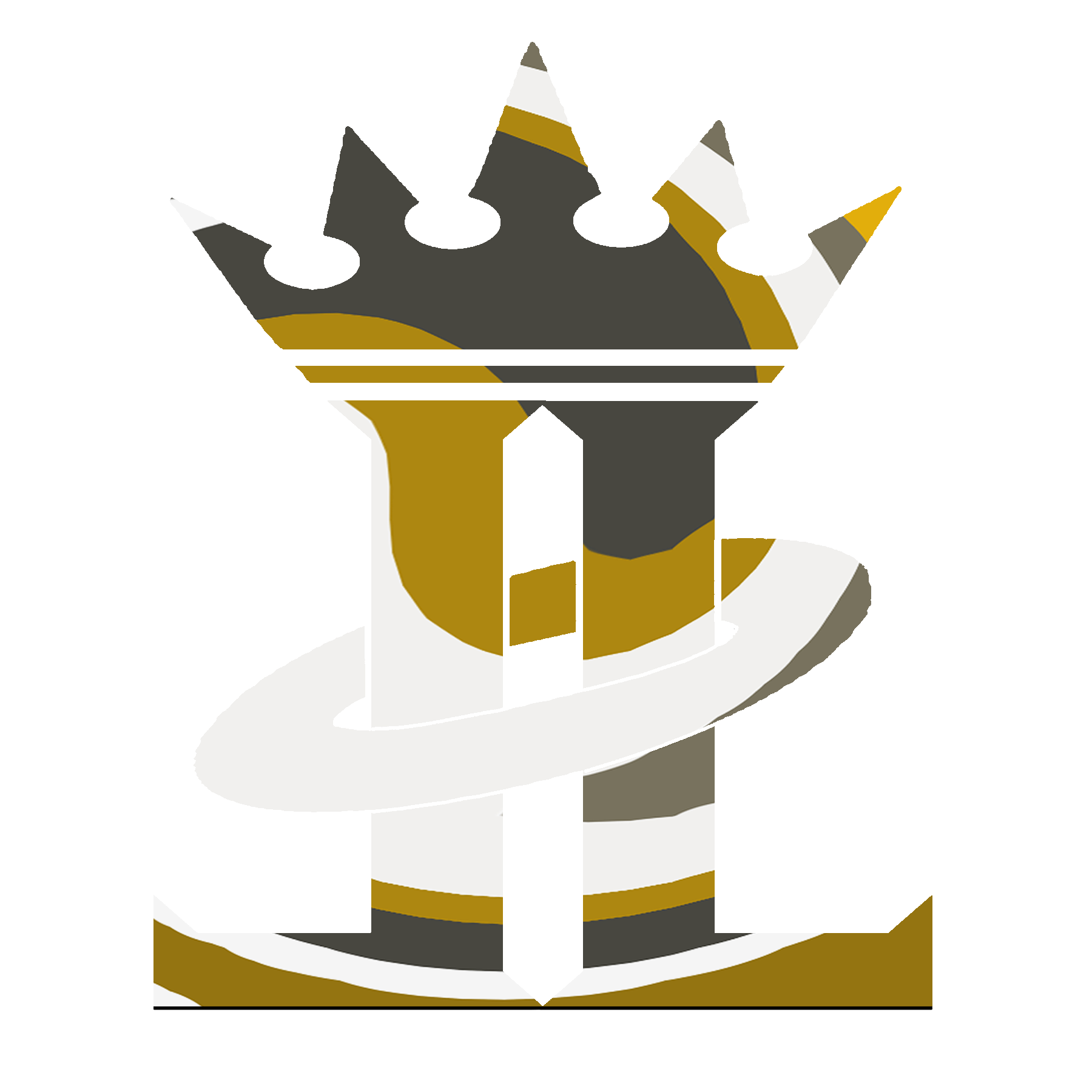 gold marble logo
