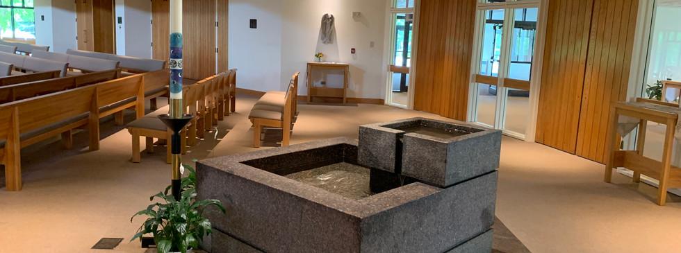 Baptismal Fount