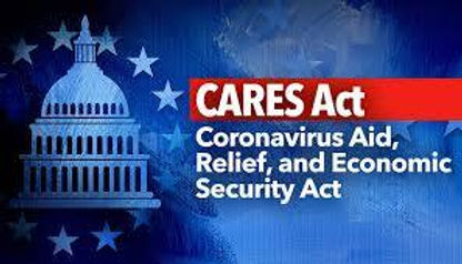 CARES Act and PPP loan
