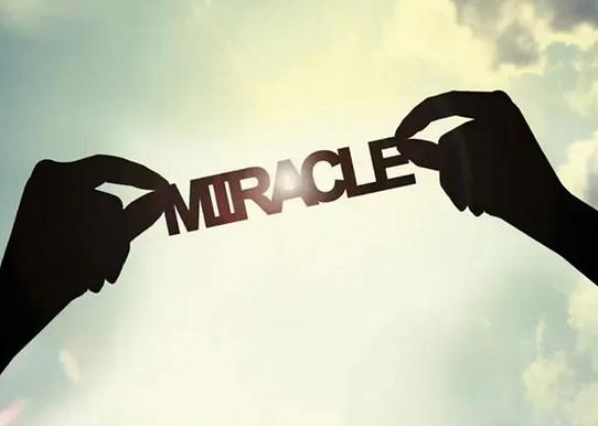 faith works miracles