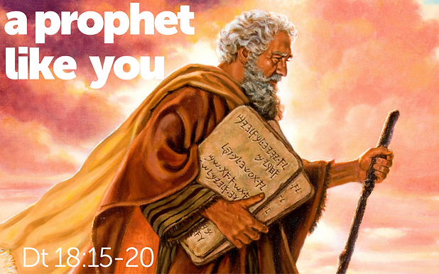 You Are Prophets!