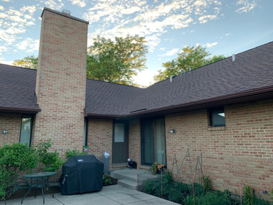 Parish House - SE Side