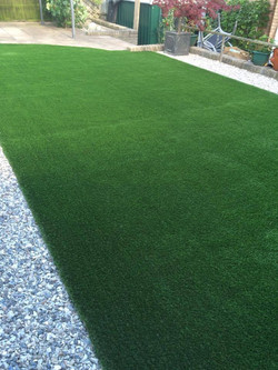 WBC artificial turf