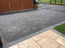 WBC Brett Block Paving