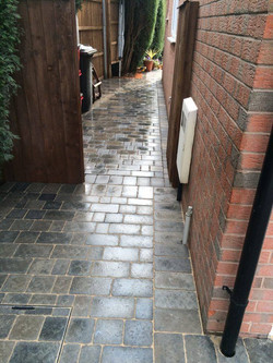 WBC Block Paving
