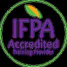 IFPA Accredited Training Provider logo 2