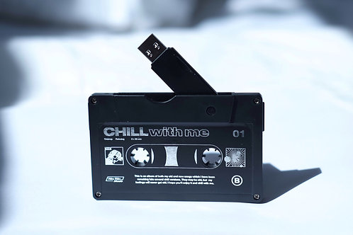 Limited Edition Cassette USB