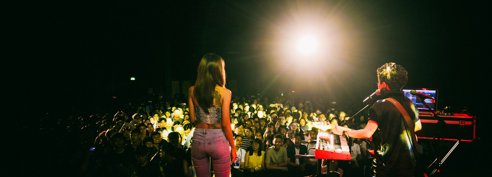 'CHILL WITH ME' CONCERT / Live in SAIGON
