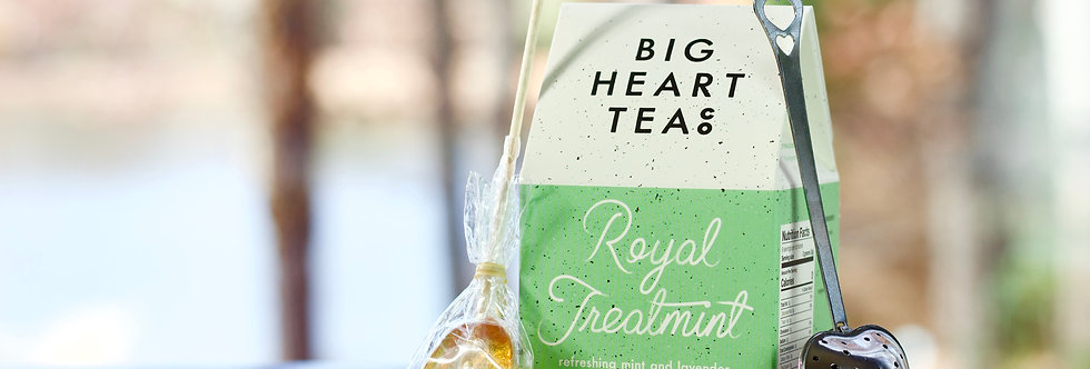 Loose Leaf Teas