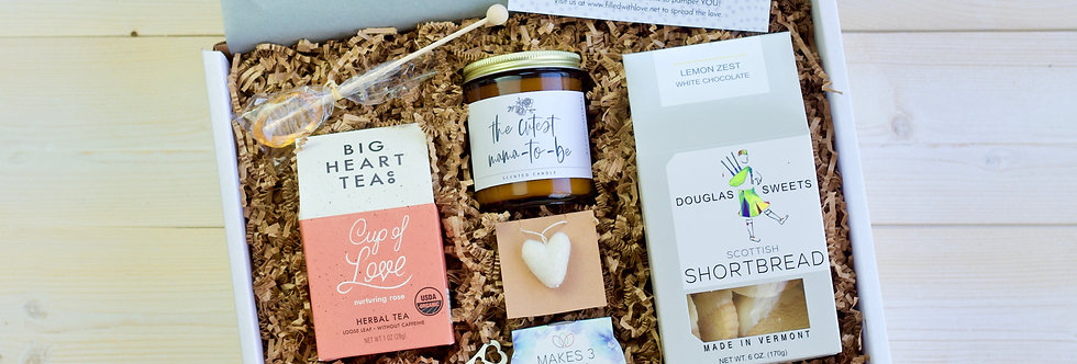 New or Expecting Mom Box