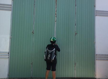 Day 1: Unlocking an Abandoned Warehouse