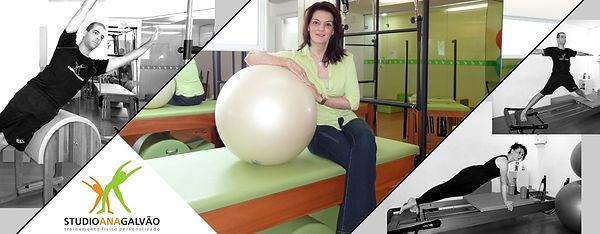 Curso de Pilates Ana Galvão