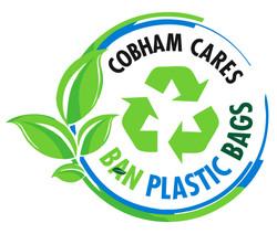 Cobham Cares logo