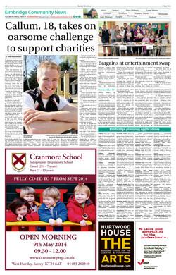 Surrey Advertiser 2-5-2014.jpg