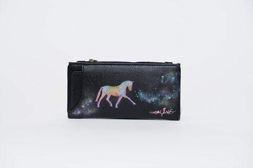 """Geldbörse """"Stars"""" Airbrush Design"""