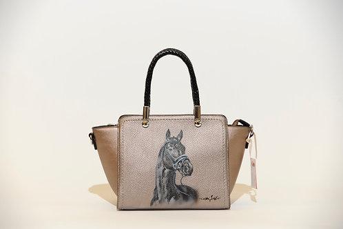 """Tasche """"Dressage Horse"""" Airbrush Design"""
