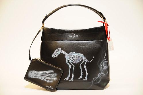 """Tasche """"XRAY Dog"""" Airbrush Design"""