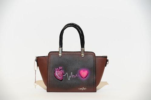 """Tasche """"SFX HEART"""" Airbrush Design"""