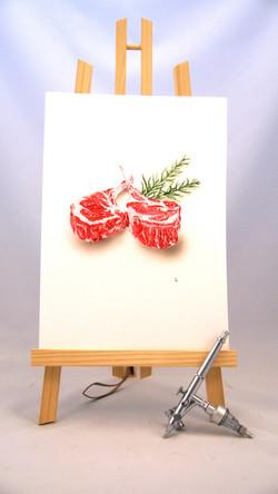 Airbrush Bild