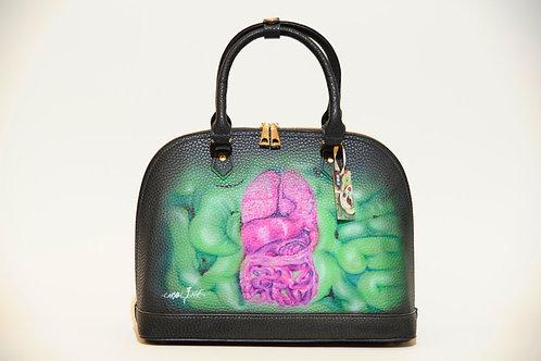 """Tasche """"Organs"""" Airbrush Design"""