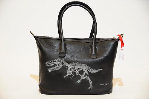 "Tasche ""Dino Xray"" Airbrush Design"