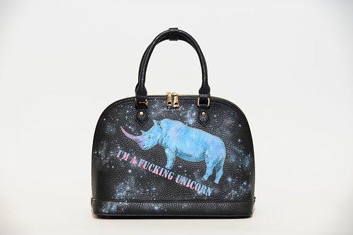 "Tasche ""Unicorn"" Airbrush Design"