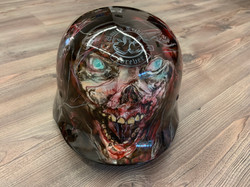 Custompaint Helm Airbrush