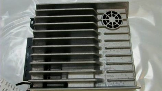 Mercedes Benz W212 Amplifier